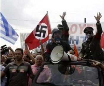 Alba Dorata e i neofascisti italiani