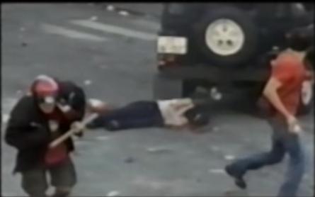Carlo, ucciso per la terza volta dai TG della Rai