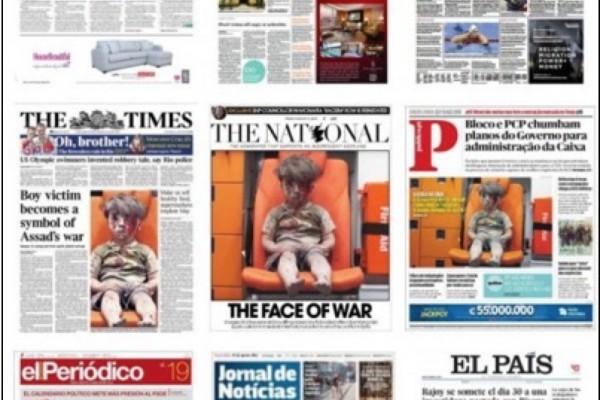 Per Londra, la propaganda è un'arte