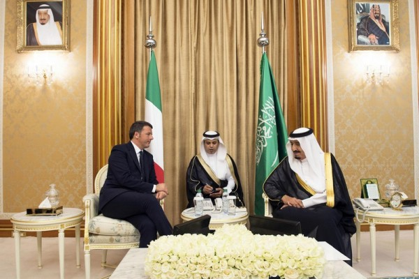 CARO RENZI TI SCRIVO...E TI SVELO UN SEGRETO:  la denuncia dell'Onu sui crimini di guerra sauditi