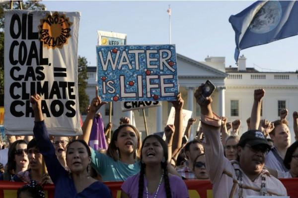 Petrolio e diritti dei Lakota-Sioux nella patria della democraCIA