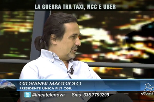 Luci ed ombre sui taxi...
