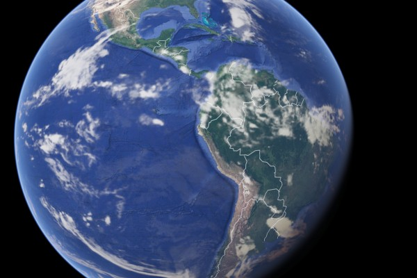 ... dall'America Latina
