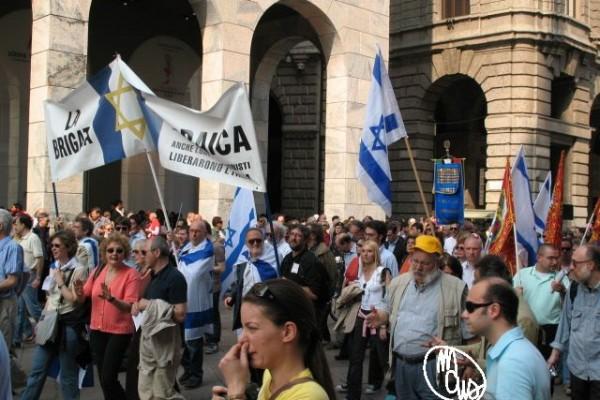 Fare chiarezza sulla Brigata sionista