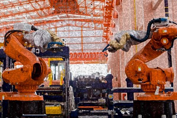 Fabbriche rilocalizzazione in Europa e Usa con i robot