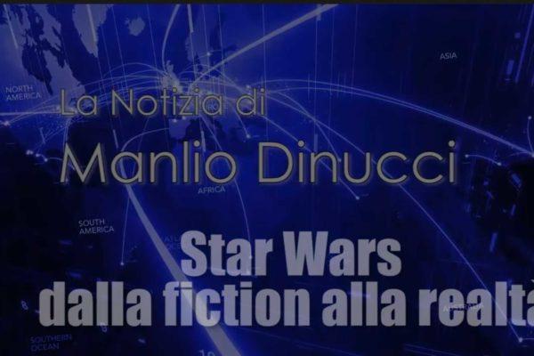 STAR WARS DALLA FICTION ALLA REALTA'