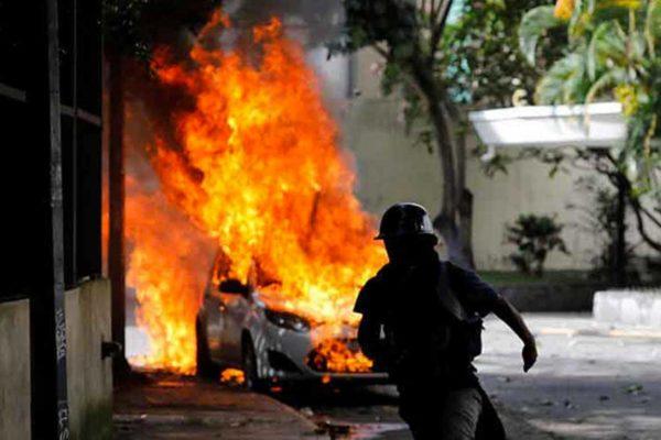 Fallisce la convocazione dell'opposizione a chiudere le strade venezuelane