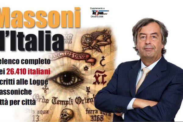 ROBERTO BURIONI / IL GURU PRO VACCINI E' ISCRITTO ALLA MASSONERIA – GRANDE ORIENTE D'ITALIA. A SUA INSAPUTA