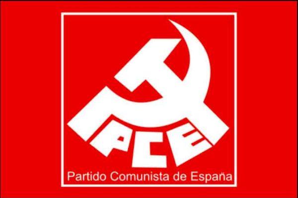 L'appello del Partito Comunista di Spagna alle forze progressiste e di sinistra