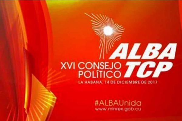 Alleanza Bolivariana per i Popoli di Nuestra America - Trattato di Commercio dei Popoli (ALBA-TCP)  in difesa dell'autodeterminazione