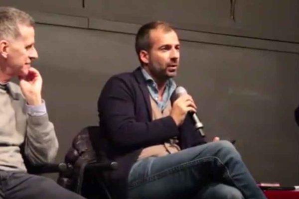 Paolo Berizzi, giornalista de La Repubblica sui nuovi nazifascisti