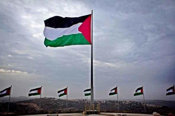 Terra di Palestina...