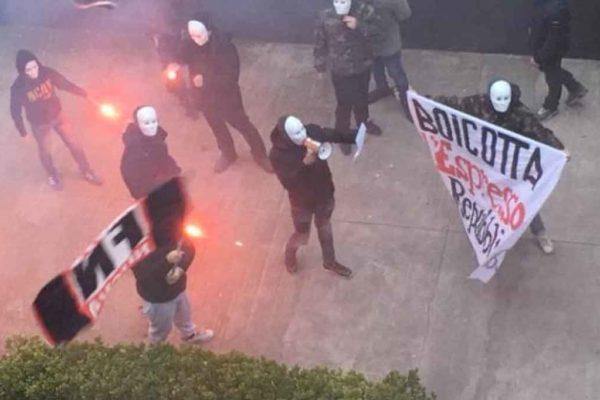 Dens dŏlens 341 - Il fascismo è la cultura dell'illegalità...