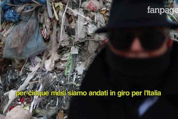 Bloody money: inchiesta su rifiuti, affari e politica