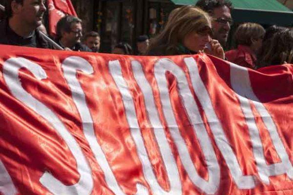 Sciopero scuola 23 febbraio: i sindacati di base si preparano