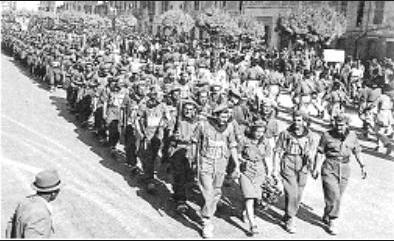Solo combattendo per il Socialismo-Comunismo si sconfigge il nazifascismo