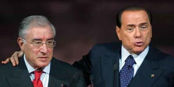 Dell'Utri, il Cav e la trattativa Forza Italia contro Di Matteo