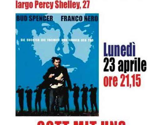 Lunedì film: GOTT MIT UNS di Giuliano Montaldo