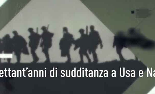 VIDEO Settant'anni di sudditanza a Usa e Nato