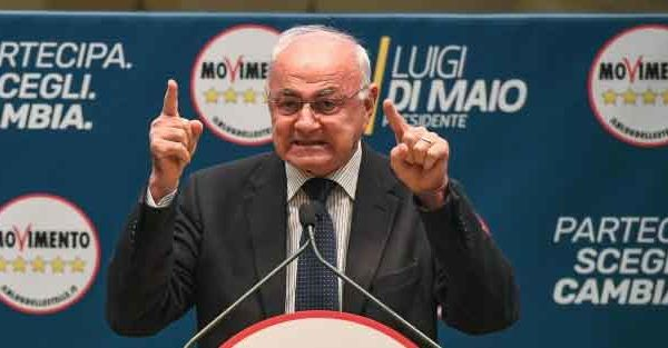 Il senatore M5S Elio Lannutti sul totoministri: