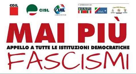 Brescia, lunedì 28 maggio 2018:  44° anniversario della strage di Piazza della Loggia