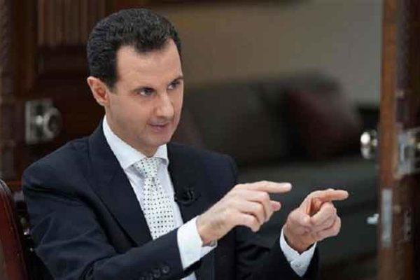 Siria: Assad, non permetterò all'Occidente di partecipare alla ricostruzione del paese