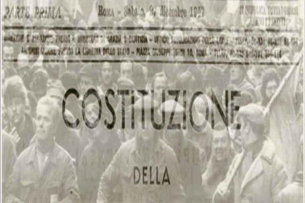 Proposta di legge di iniziativa popolare per difendere la nostra Costituzione e i suoi valori