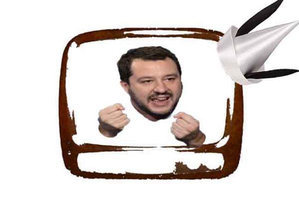 Sfiducia per Matteo Salvini...