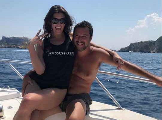 La pacchia di Salvini