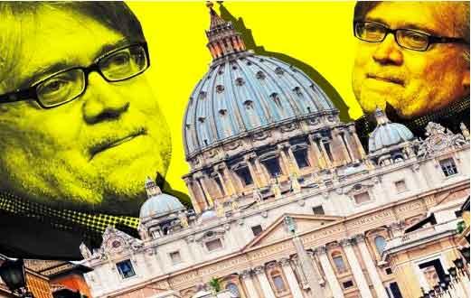 Populisti in abito talare: Bannon si infiltra nella Chiesa cattolica