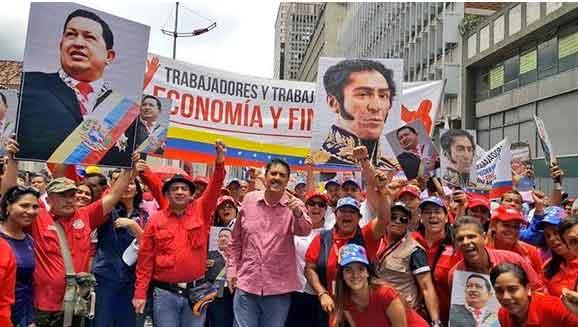 Non c'è crisi umanitaria in Venezuela