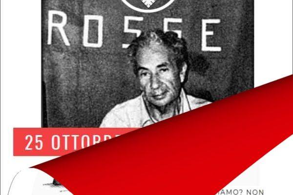 Le Sezioni comuniste Gramsci-Berlinguer comunicano due importanti iniziative...
