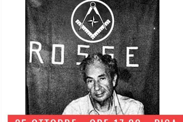 Pisa. 25 ottobre presentazione del libro: Coup d'état in via Fani