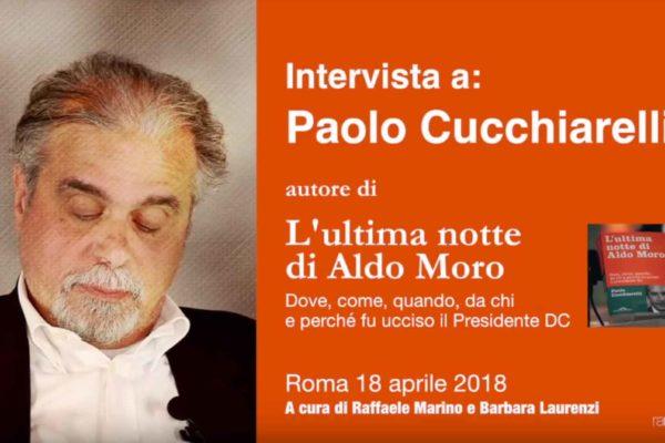 Paolo Cucchiarelli sull'assassinio di Aldo Moro...