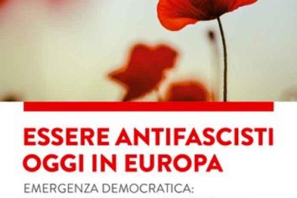 Forum antifascista europeo a Roma il 14/15 dicembre