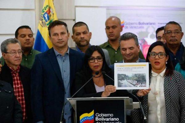 Gli USA mandano in Venezuela cibo avvelenato come aiuto umanitario