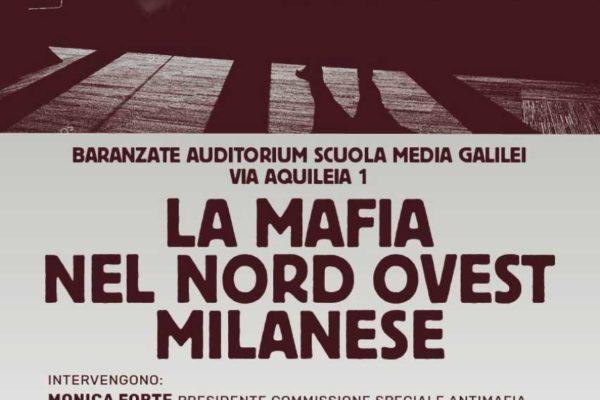 Venerdì 15 febbraio h. 20.45 Auditorium Scuola Media Galilei, via Aquileia 1 Baranzate