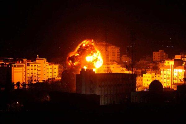 Gaza-Isreale - Calma apparente dopo una notte di tensione