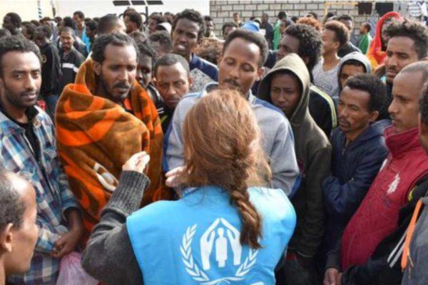 """Libia, Unhcr: """"Meno salvataggi in mare, allarme sfollati"""""""