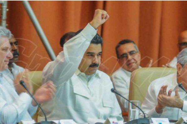 Miguel Díaz-Canel ha condannato la minaccia d'assassinio contro il Presidente del Venezuela