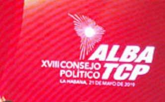 Denunciano nella riunione Alba-TCP minacce alla pace in America Latina