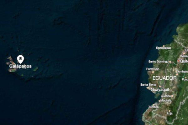 Accordo Usa-Ecuador per una base aerea militare nelle Galapagos