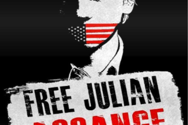 Julian Assange porta sulle sue spalle un capitolo decisivo per la libertà