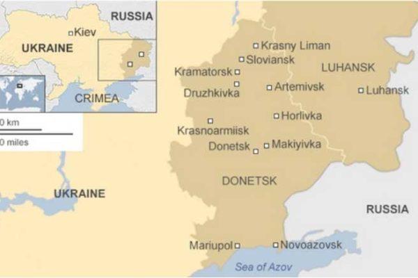 Donbass, Ucraina e nazifascisti