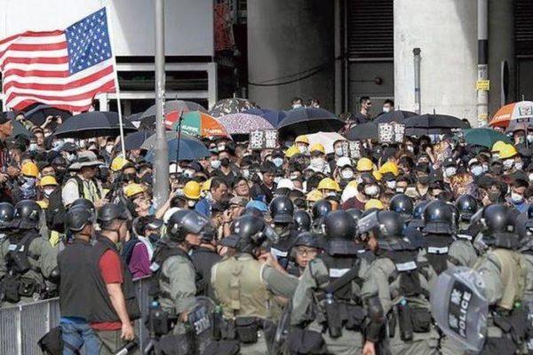 Hong Kong: l'anticomunismo acceca l'informazione