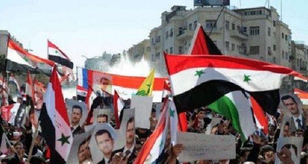 SIRIA: le forze progressiste, socialiste e comuniste a difesa della Repubblica Araba Siriana