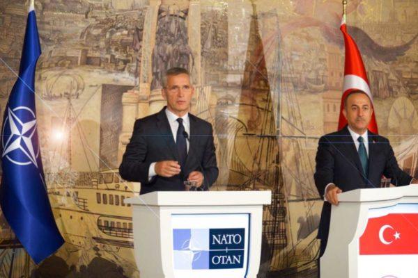 LA NATO DIETRO L'ATTACCO TURCO IN SIRIA