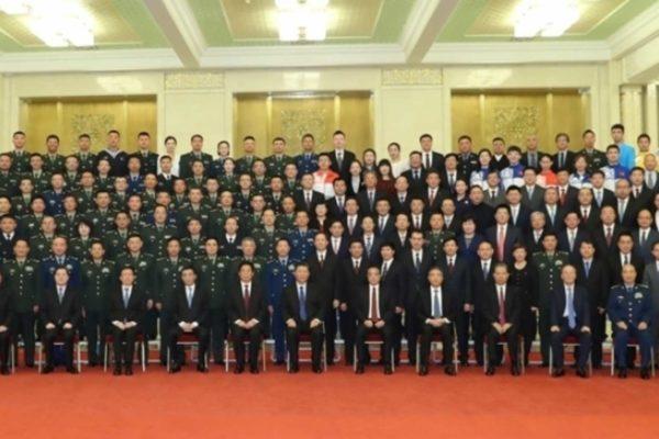 Beijing: tenuta la riunione di chiusura della celebrazione del 70esimo anniversario della fondazione della Repubblica Popolare Cinese