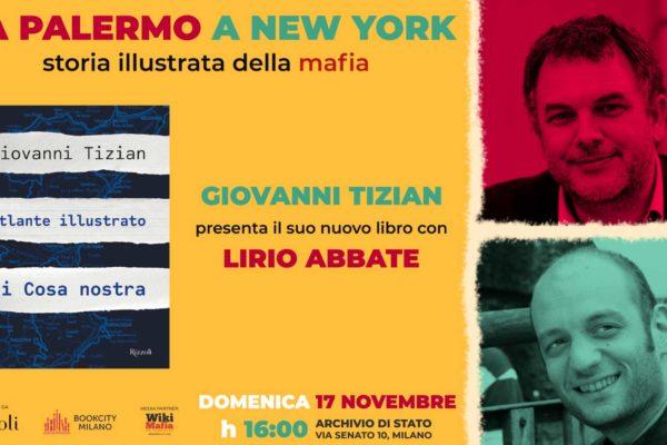 Da Palermo a New York - Storia illustrata della mafia