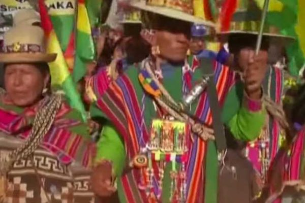 Il governo golpista boliviano chiede aiuto ad Israele...